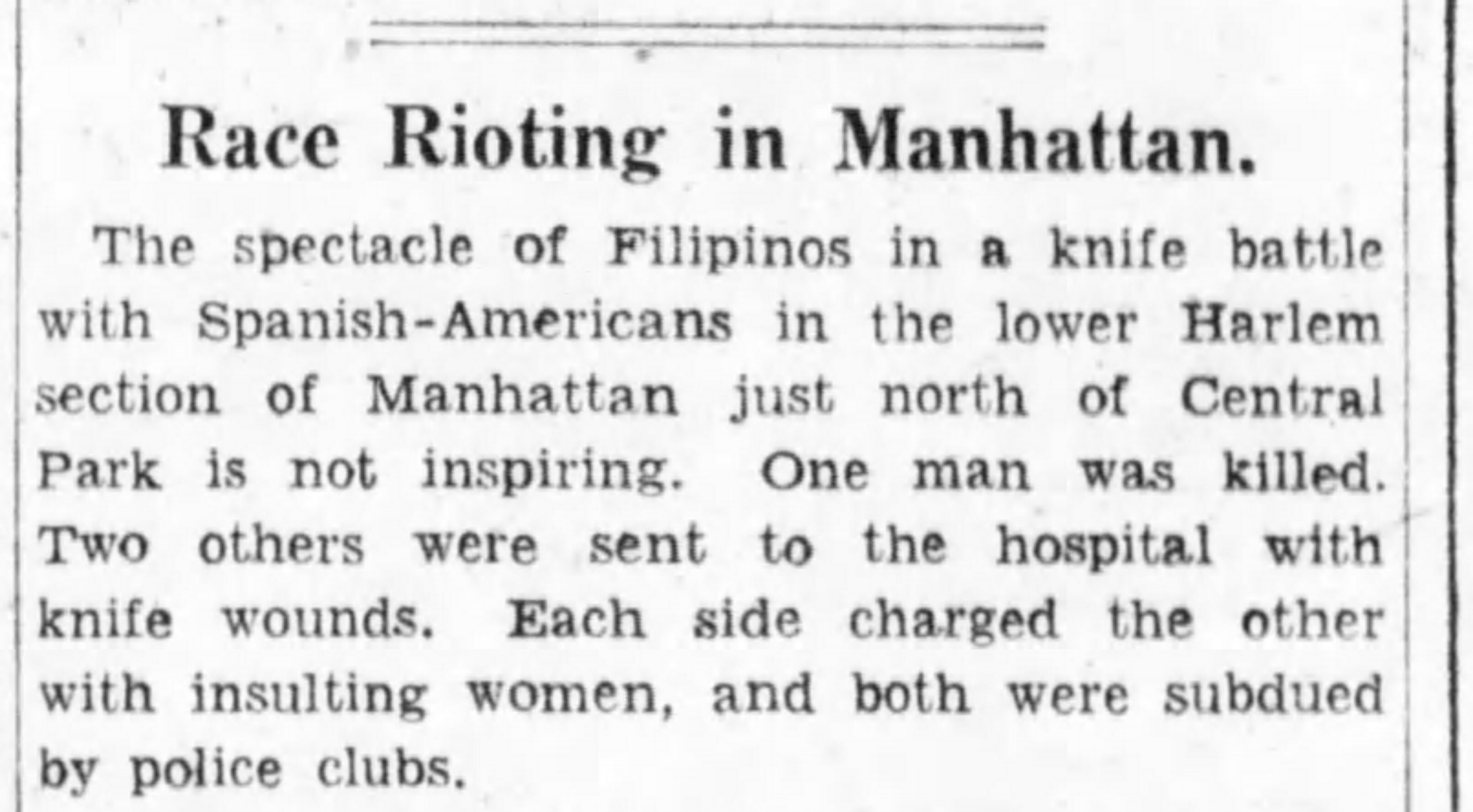 Filipino Martial Arts Staten Island