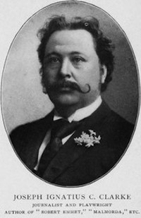 Above: Joseph Ignatius Constantine Clarke. Source: http://thewildgeese.com/