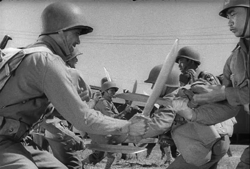 Historic World War II Film Footage of Filipino Martial Arts ...