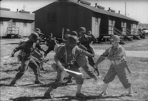 Historic World War II Film Footage of Filipino Martial Arts Training