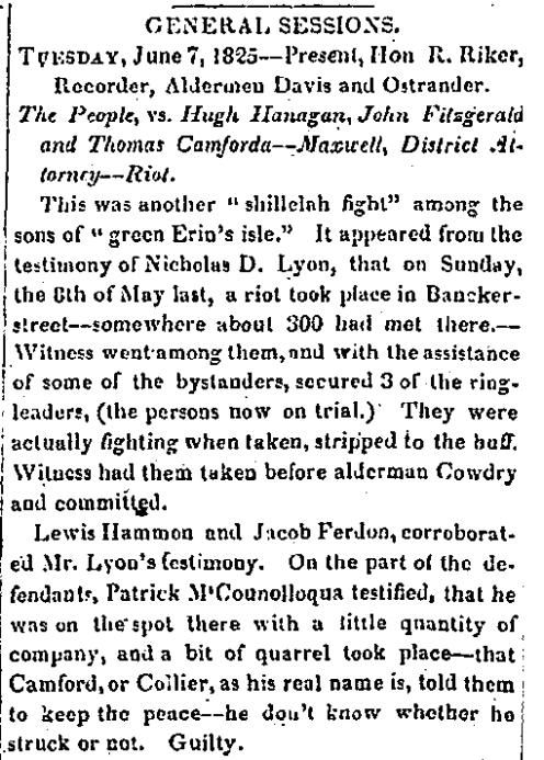 June 8, 1825 NY American