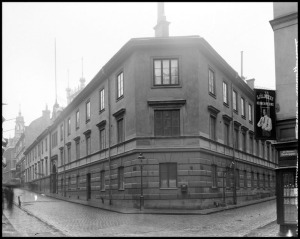 Ling's Central Institute in Stockholm, where Monstery trained. Source: http://www.stockholmskallan.se/Soksida/Post/?nid=7447