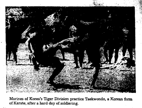 Above: Photograph that appeared in the June 5, 1966 Trenton Evening Times.