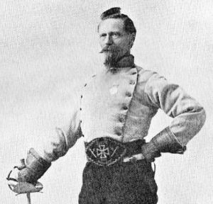Above: Colonel Thomas H. Monstery