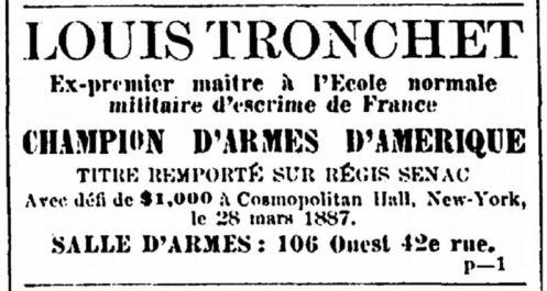 TronchetAdvert_2_1887_Courrier