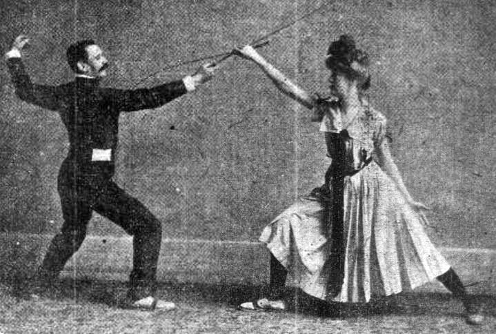 Classical Fencing Defeats Wild And Irregular Fencing